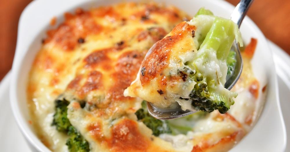 Запеканка из брокколи с сыром рецепты