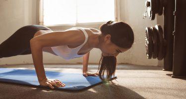 Жиросжигающий комплекс упражнений для тела