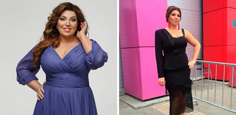 скулкина до и после похудения